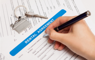 Dear Landlord Hank: my renter's husband has moved out and now she wants off the lease. what do I do?