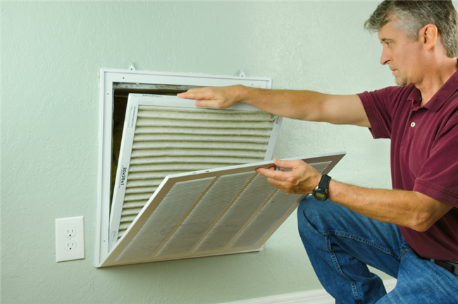 Dear Landlord Hank: Do You Have Maintenance Change Out Filters Or Make The Tenants Do It?
